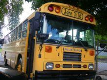 1999 BLUE BIRD BUS TC2000 BUS