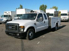 Used 2008 FORD F350