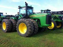 2002 John Deere 9420 Tractors