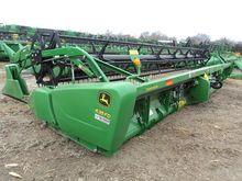 2013 John Deere 635FD Combines