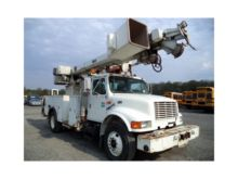 1998 INTERNATIONAL 4900 AUGER