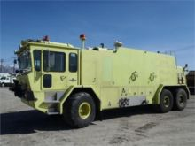 1988 OSHKOSH T3000 FIRE TRUCK