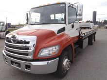 2013 HINO 258LP ROLLBACK TOW TR
