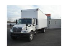 2008 INTERNATIONAL 4300 Box tru