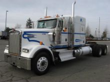 2012 KENWORTH W900 CONVENTIONAL