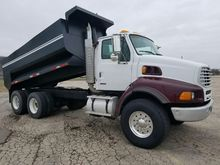 2003 STERLING AT9500 Dump truck