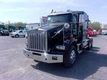 2012 KENWORTH T800 CONVENTIONAL