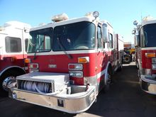 1996 SAULSBURY 296048 FIRE TRUC
