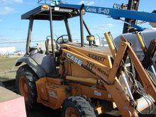 2004 CASE 570M XT Skip loaders