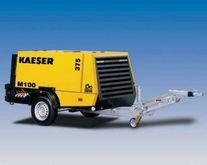 2015 KAESER M100 Air compressor