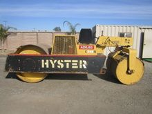 HYSTER C340B Smooth drum