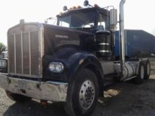 1978 KENWORTH W900 CONVENTIONAL