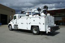2016 KENWORTH T370 Crane truck