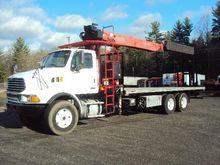 2007 STERLING LT9500 Crane truc