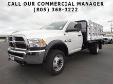 2015 RAM 4500 CHASSIS FLATBED D