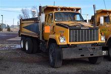 1985 GMC DUMP TRUCK