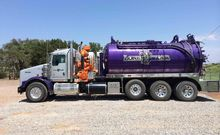 2013 KENWORTH T800 Septic