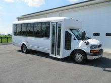 2011 CHEVROLET EXPRESS BUS