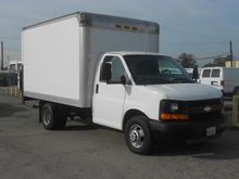 2011 CHEVROLET EXPRESS G3500 BO