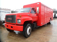 1996 GMC GMC TOP KICK BEVERAGE