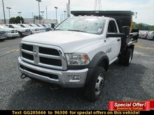 2016 RAM 5500 CHASSIS CAB CHASS