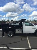 2016 RAM 5500 CAB CHASSIS