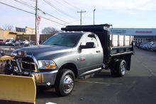 2011 RAM 3500 CONTRACTOR TRUCK