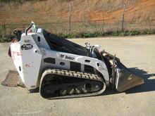 2014 BOBCAT MT55 Compact track