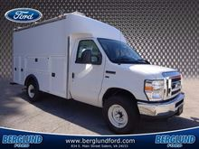 2016 FORD E-SERIES Box truck -