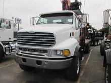 2006 STERLING LT9513 CRANE TRUC