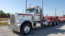 2012 PETERBILT 389 WINCH TRUCK