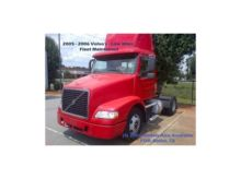 2006 VOLVO VNM42T200 CONVENTION