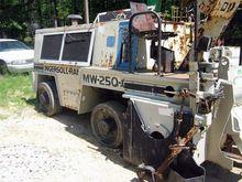 1991 INGERSOLL-RAND MW250C Asph