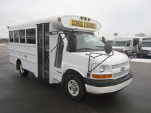 2005 BLUEBIRD BUS BUS
