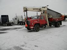 Used 1990 FORD F800