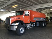 2018 PETERBILT 348 Septic