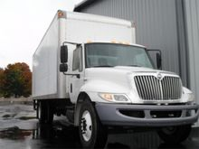 2008 INTERNATIONAL 4300 SBA Box