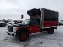 2011 FORD F550 SUPER DUTY THERM