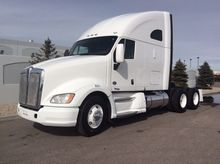 2013 KENWORTH T700 CONVENTIONAL