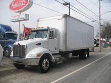 2012 PETERBILT 337 BOX TRUCK -