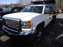 New 2015 GMC 3500 HD