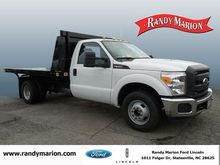 2015 Ford F350 Cab chassis