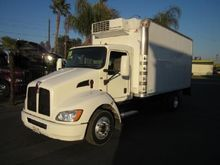 2008 KENWORTH T170 Refrigerated