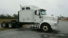 2007 INTERNATIONAL 9200I CONVEN