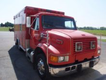 1990 INTERNATIONAL 4700 Ambulan
