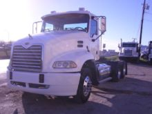 2007 MACK VISION CAB CHASSIS
