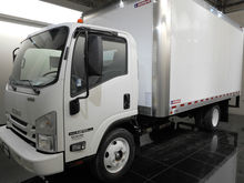 2016 ISUZU NPR HD BOX TRUCK - S