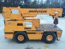 Used 2004 BRODERSON