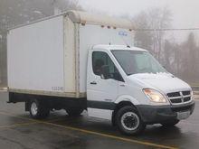 2007 DODGE SPRINTER BOX TRUCK -