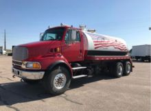 2005 STERLING LT9501 Septic